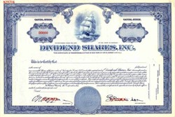 Dividend Shares, Inc. ( Now Alliance Growth and Income Funds )