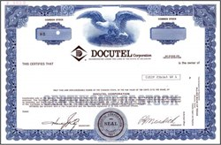 Docutel Corporation ( ATM Inventor )