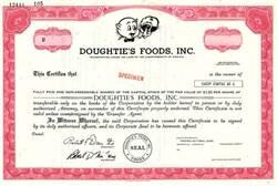 Doughtie's Foods, Inc. - Virginia