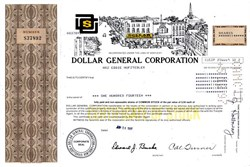 Dollar General Corporation - Kentucky 1985