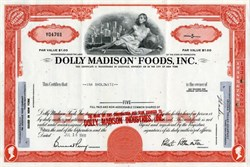 Dolly Madison Foods, Inc.. (Acquired by Hostess Brands - Twinkies maker) - Minnesota - 1966