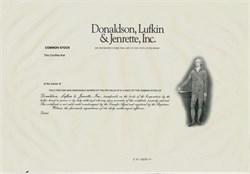 Donaldson, Lufkin & Jenrette, Inc. ( DLJ ) - RARE SPECIMEN PROOF