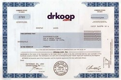 DrKoop.com (Dr. C. Everett Koop as Chairman)