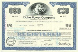 Duke Power Company - Mother Child Vignette