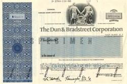 Dun & Bradstreet Corporation - Delaware 1983