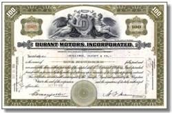 Durant Motors, Incorporated