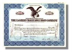 Eastern Malleable Iron Company 1950's
