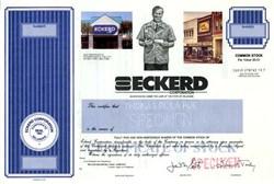 Eckerd Corporation - Delaware ( Now CVS Corporation  )