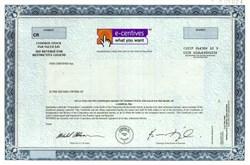 e-centives, Inc.