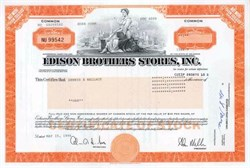 Edison Brothers Stores, Inc.