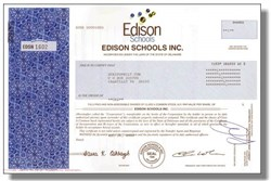 Edison Schools Inc. - Under Investigation by the SEC