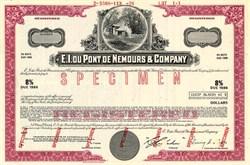 E.I. Du Pont De Nemours & Company - Delaware