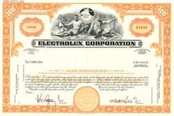 Electrolux Corporation - Delaware