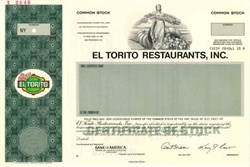 El Torito Restaurants, Inc.