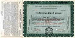 Emporium Capwell Company - San Francisco, California 1937 - Famous Retail Store