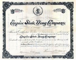 Empire State Drug Company 1897