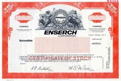 Enserch Corporation