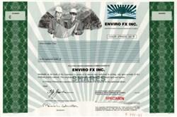 Enviro FX Inc., Canada