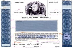 Enron Global Power and Pipelines L.L.C. Proof - 1994