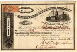 Enterprise Insurance Company of Philadelphia - 1868