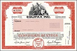 Equifax Inc. - Credit Checking Service