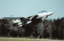 F-14B Tomcat postcard