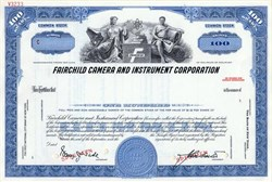 Fairchild Camera and Instrument Corporation - Delaware