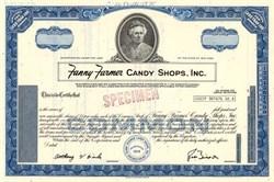 Fanny Farmer Candy Shops, Inc.