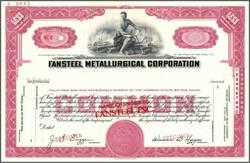 Fansteel Metallurgical Corporation