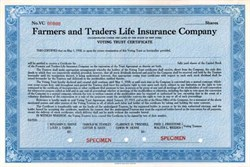 Farmers and Traders Life Insurance Company - New York
