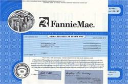 Federal National Mortgage Association (Fannie Mae ) - Washington D.C.