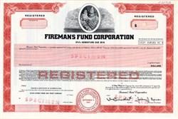 Fireman's Fund Corporation - Delaware 1988