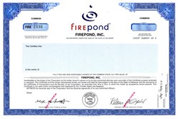 Firepond, Inc. - 1999