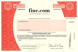 Fine.com International (Became About Fine Solutions, LLC) - Washington