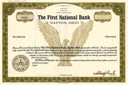 First National Bank of Dayton - Ohio