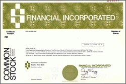 Financial Incorporated - Fort Wayne, Indiana