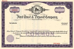 First Trust & Deposit Company - Syracuse, New York