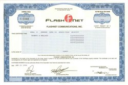 Flashnet Communications ( Acquired by Prodigy Communications )