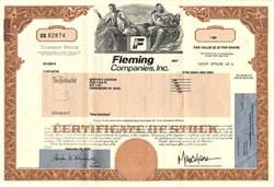 Fleming Companies, Inc. - Oklahoma 2003