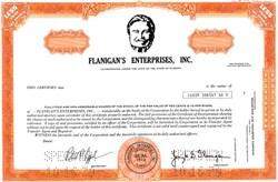 Flanigan's Enterprises, Inc. - Florida 1979