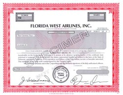 Florida West Airlines, Inc.