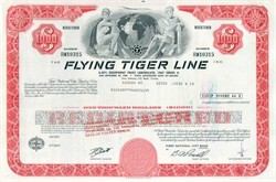 Flying Tiger Line - Merged in Federal Express
