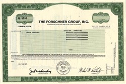Forschner Group, Inc. (SWISS ARMY BRANDS, INC) - Delaware 1997
