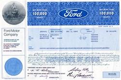 Ford Motor Company - Delaware 1988