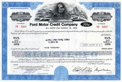 Ford Motor Credit Company - 1976