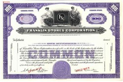 Franklin Stores Corporation