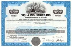 Fuqua Industries, Inc ( Became Metromedia International )