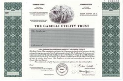 Gabelli Utility Trust