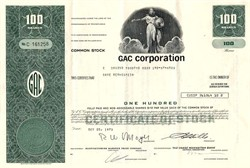 GAC Corporation - Pennsylvania 1973