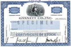Gannett Co., Inc. (USA Today Newspaper Owner)